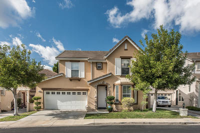 Simi Valley Single Family Home For Sale: 249 Rustling Heights Court