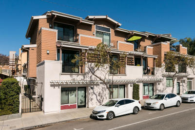 Ventura Single Family Home For Sale: 793 E Santa Clara Street