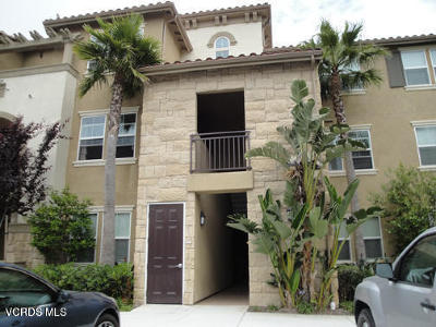 Camarillo Rental Active Under Contract: 290 Riverdale Court #1115