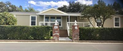 Ojai Mobile Home For Sale: 43 Don Antonio Way #43