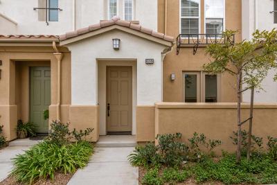 Oxnard Single Family Home Active Under Contract: 2832 Riverpark Boulevard