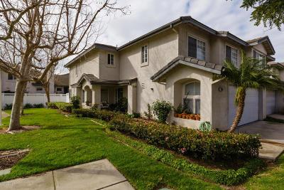 Oxnard Single Family Home For Sale: 1260 Higuera Drive
