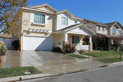 Fillmore Single Family Home For Sale: 78 Rio Grande Street