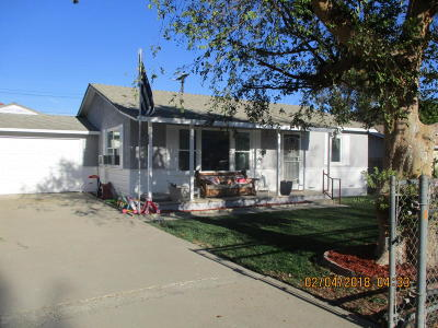 Santa Paula Single Family Home For Sale: 152 Felkins Road
