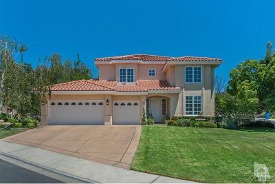 Lake Sherwood Single Family Home For Sale: 185 Halsbury Court