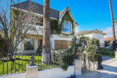 Ventura Single Family Home For Sale: 2961 Surfrider Avenue