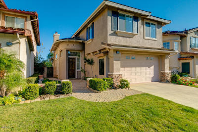 Camarillo Single Family Home For Sale: 2848 Golf Villa Way