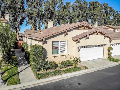 Oxnard Single Family Home For Sale: 3833 Shelley Place