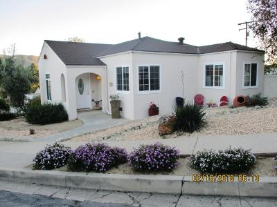 Santa Paula Single Family Home For Sale: 640 Mill Street