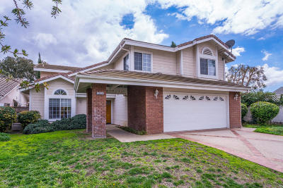 Ventura Single Family Home For Sale: 8608 Hollister Street