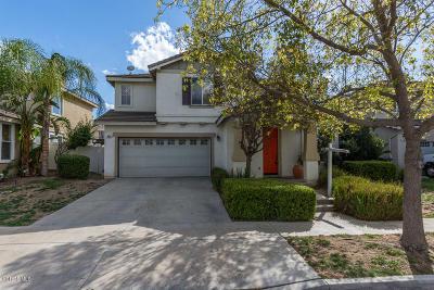 Fillmore Single Family Home For Sale: 880 Santa Fe Street