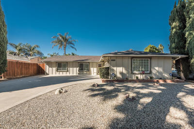 Simi Valley Single Family Home For Sale: 2143 Sequoia Avenue