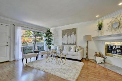 Newbury Park Single Family Home For Sale: 1290 Ramona Drive