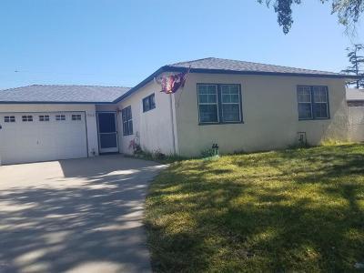 Fillmore Single Family Home For Sale: 306 Los Serenos Drive