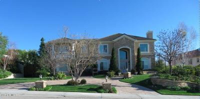 Moorpark Single Family Home Active Under Contract: 12076 Palmer Drive