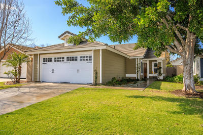 Camarillo Single Family Home For Sale: 159 Via Cristal