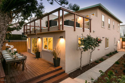 Ventura Single Family Home For Sale: 986 Sharon Lane