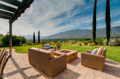 Single Family Home For Sale: 3000 E Ojai Avenue