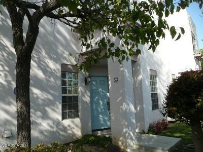 Ventura CA Single Family Home For Sale: $398,000