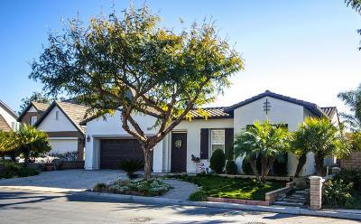 Oxnard Single Family Home For Sale: 3632 Glen Abbey Lane