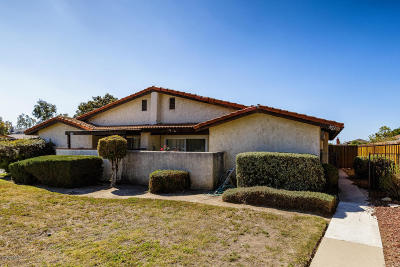 Camarillo Single Family Home For Sale: 871 Palmer Avenue
