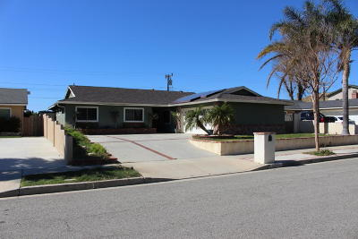 Simi Valley Single Family Home For Sale: 2223 Homewood Avenue
