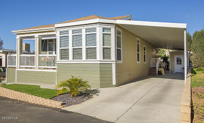 Mobile Home For Sale: 1202 Loma Drive #79