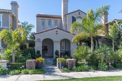 Oxnard Single Family Home For Sale: 1343 Caspian Way