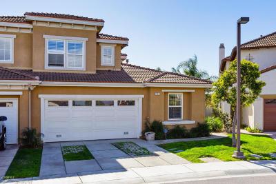 Oxnard Single Family Home For Sale: 268 Field Street