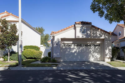 Camarillo Single Family Home For Sale: 809 Vista Arriago