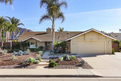 Camarillo Single Family Home For Sale: 406 Appletree Avenue