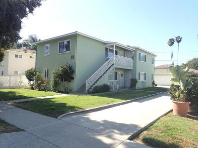 Ventura CA Multi Family Home For Sale: $3,000,000