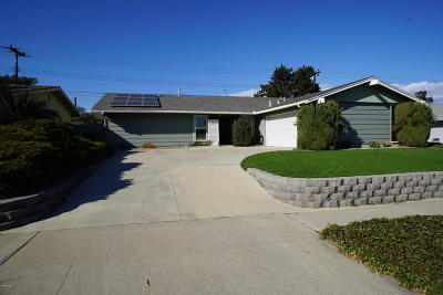 Ventura Single Family Home For Sale: 8399 Boise Street