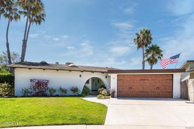 Camarillo Single Family Home For Sale: 84 Norma Court