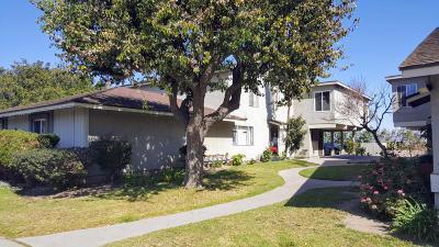 Oxnard CA Single Family Home For Sale: $225,000