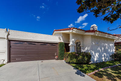 Camarillo Single Family Home For Sale: 2392 Avenida San Antero
