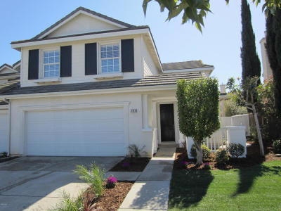 Oxnard Single Family Home For Sale: 1148 Vaquero Circle