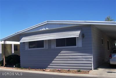 Ojai Mobile Home For Sale: 950 Woodland Avenue #125