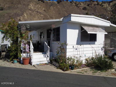 Ventura Mobile Home Active Under Contract: 9097 Ventura Avenue #2