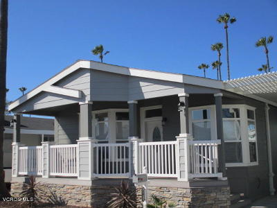 Ventura Mobile Home For Sale: 1215 Anchors Way Drive #50