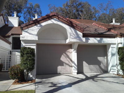 Camarillo Single Family Home Active Under Contract: 1305 Calle Bonita