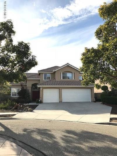 Oxnard Rental For Rent: 2321 Crystal Downs Court