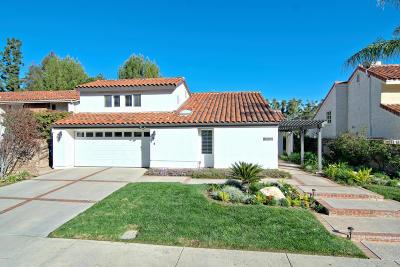 Calabasas Single Family Home For Sale: 23285 Park Ensenada
