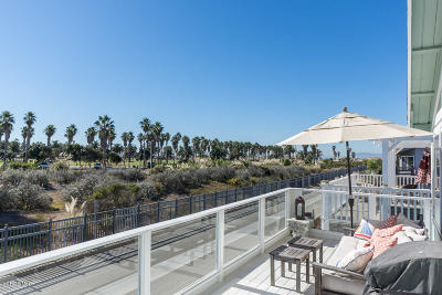 Oxnard Single Family Home Active Under Contract: 4824 Oceanaire Street