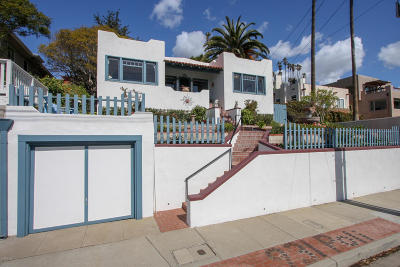 Ventura Single Family Home Active Under Contract: 931 Poli Street
