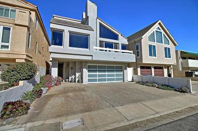 Oxnard Single Family Home For Sale: 3368 Ocean Drive