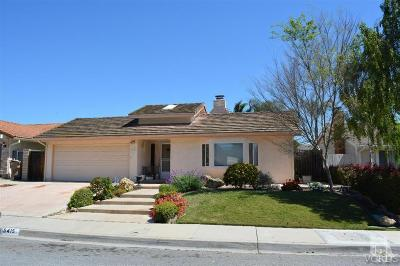 Camarillo Rental For Rent: 5415 Willow View Drive