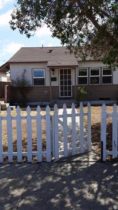 Oxnard Multi Family Home Active Under Contract: 332 E Fir Avenue