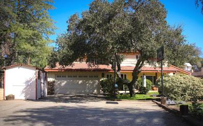Agoura Hills Single Family Home For Sale: 4944 Vejar Drive