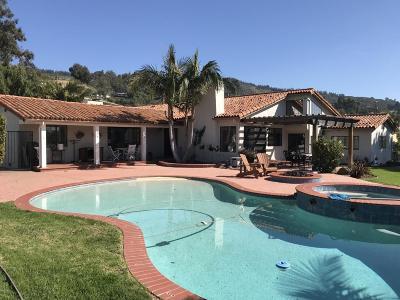 Camarillo Single Family Home For Sale: 706 Mesa Drive